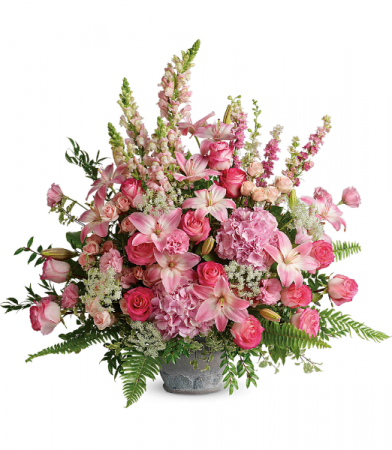 Graceful Glory Bouquet Fresh Arrangement