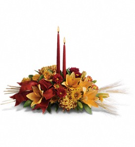 Graceful Glow CenterpieceT168-1A Thanksgiving