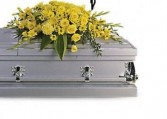 Graceful Grandure Casket Spray