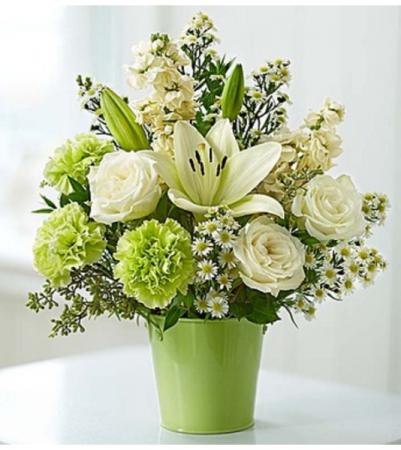 Graceful Green Bouquet™ Arrangement
