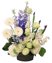 Graceful Meadow Flower Arrangement