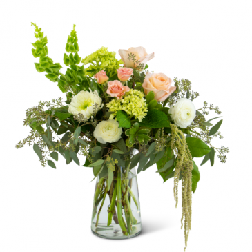 Graceful Nature Vase Arrangement