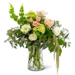 Graceful Nature Vase Arrangement in Zanesville, OH | FLORAFINO FLOWER MARKET & GREENHOUSES