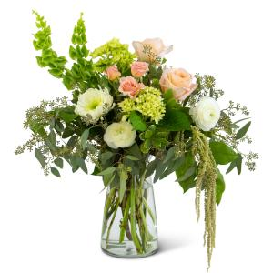 Graceful Nature Vase Arrangement in Barre, VT | Forget Me Not Flowers and Gifts LLC