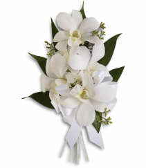 Graceful Orchid Wrist Corsage
