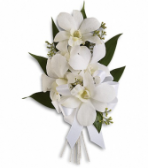 Graceful Orchids Corsage Wedding and Prom