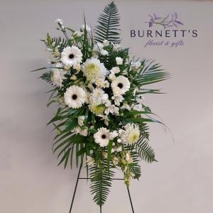 Graceful Soul Sympathy Spray in Kelowna, BC | Burnett's Florist