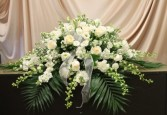 GRACEFUL TRIBUTE CASKET SPRAY