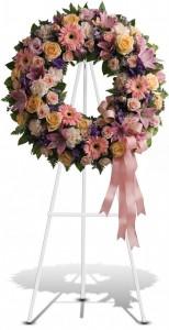 Graceful Wreath T239-1A