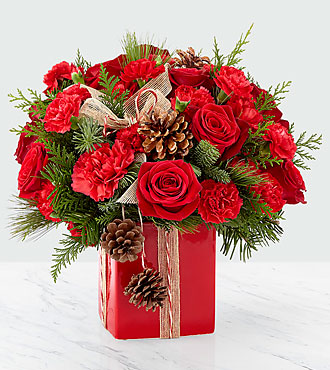 Gracious Gift Bouquet holiday