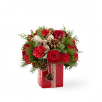 Gracious Gift Christmas Bouquet