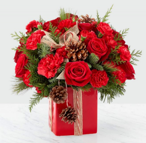 Gracious Gift Vase in Bryan, OH | Farrell's Lawn & Garden and Flowers