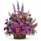 Gracious Lavender Sympathy Bouquet