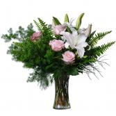 Grace and Petals     Arrangement