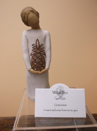 """GRACIOUS"" WILLOW TREE FIGURINE"