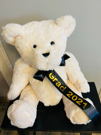 grad 2021 bear plush