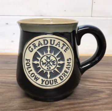 Graduate mug Follow your dreams