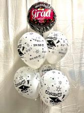 Graduation Balloon Bouquet Balloons