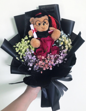 Graduation Bouquet  You did it celebration bouquet !!! in Ozone Park, NY | Heavenly Florist