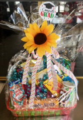 Fathers Day, Graduation or Birthday Goodie Basket