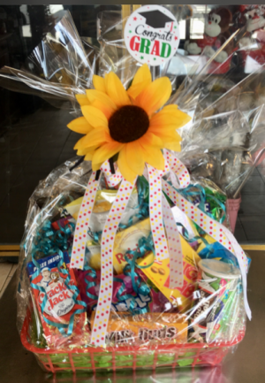 Fathers Day, Graduation or Birthday Goodie Basket  in Ozone Park, NY | Heavenly Florist
