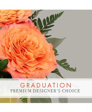 Graduation Celebration Premium Designer's Choice in Beloit, OH | American Flower Farm & Florist