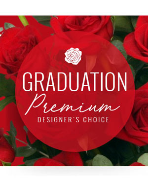 Graduation Congratulations Premium Designer's Choice in Asheville, NC | The Extended Garden Florist