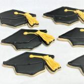 Graduation Cookies Sweet Blossoms