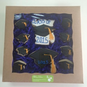 Graduation Cookies Sweet Blossoms  in Jamestown, NC | Blossoms Florist & Bakery