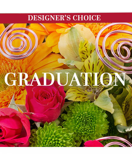 Graduation Flowers Designer's Choice