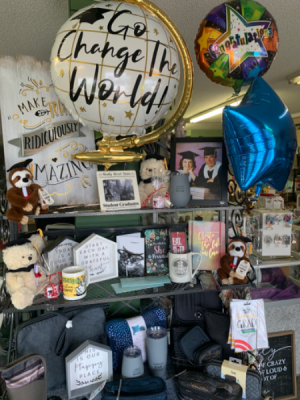 Graduation  Giftware and Balloons in Red Lake, ON | FOREVER GREEN GIFT BOUTIQUE