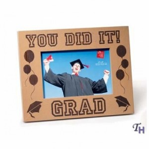 Graduation Photo Frame Fine Gift in Whitesboro, NY | KOWALSKI FLOWERS INC.