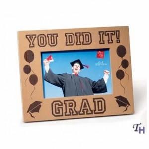 Graduation Photo Frame Fine Gift