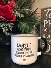 Grampsicle Mug