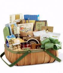 Grand and Gourmet basket gift basket