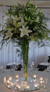 Grand Centerpieces Wedding Flowers