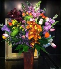 Grand Design Vase