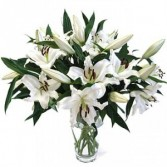 Grand Elegance Lily Bouquet everyday