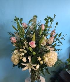 Grand Elegance Flower Arrangment in Orlando, FL | ORLANDO FLORIST LLC