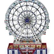 Grand Ferris Wheel - Platinum Edition Illuminated Musical Gift