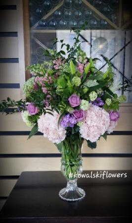 Grand Garden Elegance Floral Bouquet in Whitesboro, NY | KOWALSKI FLOWERS INC.