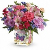 French Garden Floral Bouquet