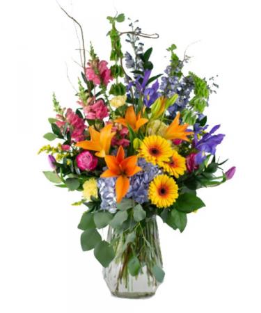 GRAND GARDEN Vase Arrangement