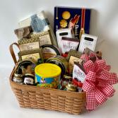 Grand Gesture Gourmet Basket Gift Basket