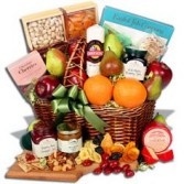 Grand Gift Basket Gourmet Gift basket