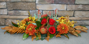 Grand Grace Thanksgiving Flowers in Woodinville, WA | Woodinville Florist®