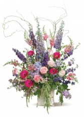 Grand Offering Big Bouquet of Bountiful Blooms