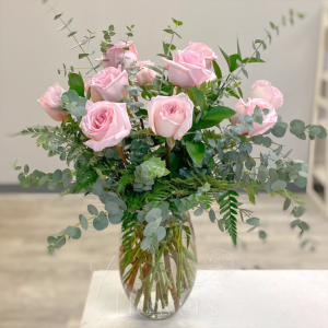 Grand O'Hara Vase Arrangement in Middletown, NJ | Fine Flowers