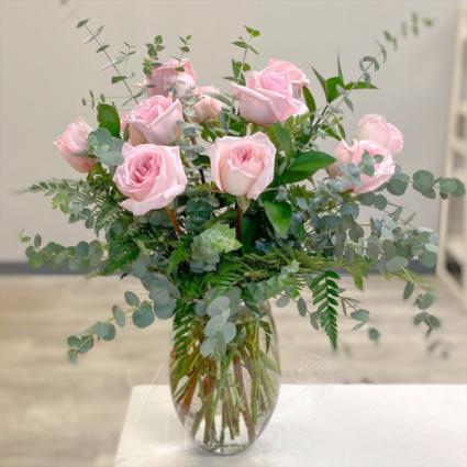 Grand O'Hara Vase Arrangement