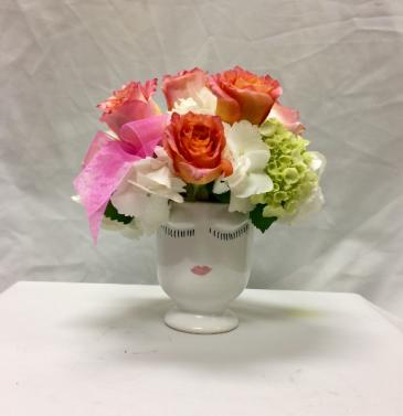 Grande Lash Lady Fresh Floral Design